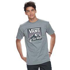Men's Vans Peaks Tee