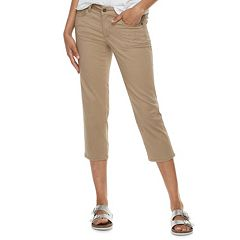 Women's SONOMA Goods for Life™ Sateen Skinny Capris