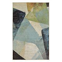 Mohawk® Home Aurora Transparent Rhythm Wear-Dated Abstract Rug