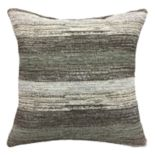 Lancaster Jacquard Stripe Throw Pillow