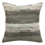 Lancaster Jacquard Stripe Throw Pillow