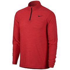 Big & Tall Nike Breathe Dri-FIT Performance Quarter-Zip Pullover