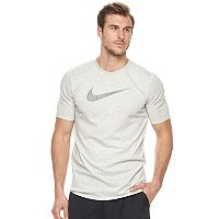 Big & Tall Nike Dry Speckled Basketball Tee