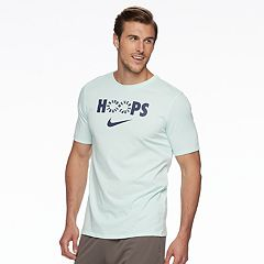 Big & Tall Nike Dry 'Hoops' Basketball Tee