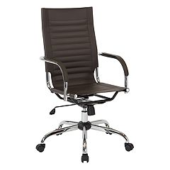 Ave Six Modern High-Back Desk Chair