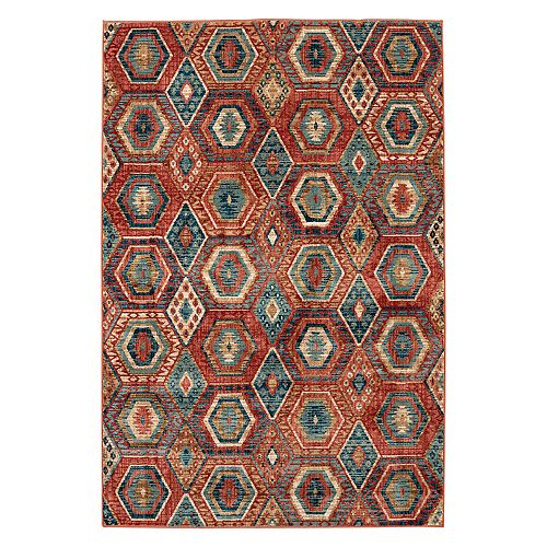 Mohawk® Home Destinations Sinclair EverStrand Geometric Rug