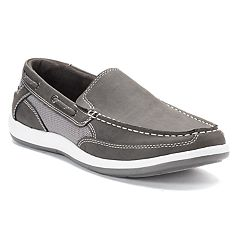 Croft & Barrow® Conductor Men's Ortholite Boat Shoes