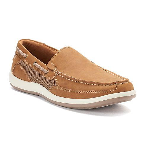 Croft & Barrow® Conductor Men's Ortholite Boat Shoes