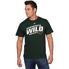 Men's Majestic Minnesota Wild Appeal Play Tee