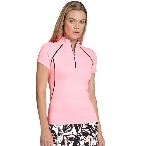Women's Tail Bloomingdale Short Sleeve Golf Top