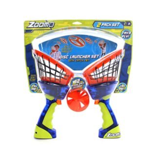 Zoom-o Disc Shooter 2-pack