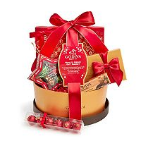 Godiva Chocolatier Make It Merry Gift Basket