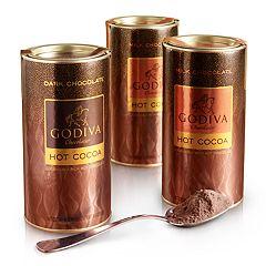 Godiva Hot Cocoa Variety Pack