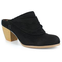 Dolce by Mojo Moxy Nino Women's High Heel Mules