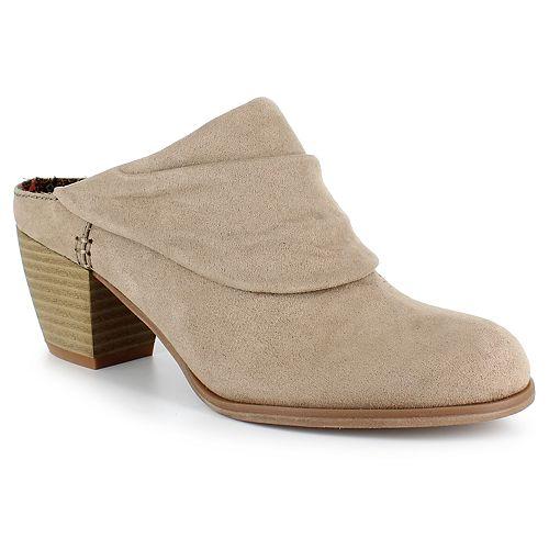 Dolce by Mojo Moxy Nino Women's High Heel Mules