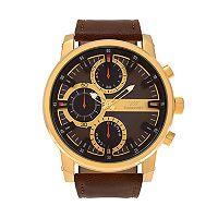 Territory Men's Watch - KH-TW-2210024-GLDBRN