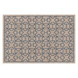 Loloi Newport Geometric Latticework Indoor Outdoor Rug