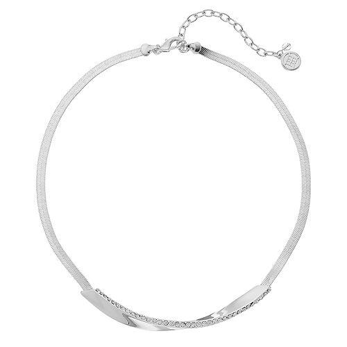 Dana Buchman Twisted Bar Necklace