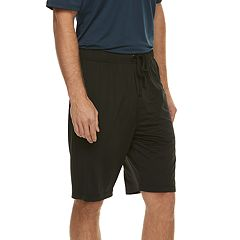 Men's Jockey Suede Jersey Sleep Shorts