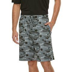Men's Jockey Suede Jersey Sleep Shorts