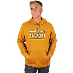Men's Majestic Nashville Predators Winning Boost Hoodie