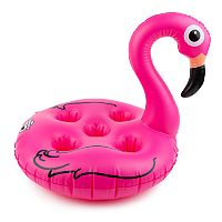 BigMouth Inc. Multi-Drink Flamingo Beverage Boat