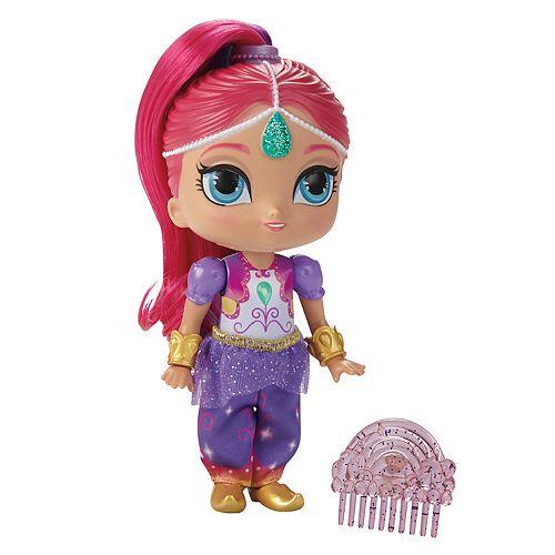 Fisher-Price Shimmer & Shine Rainbow Zahramay Shimmer Doll