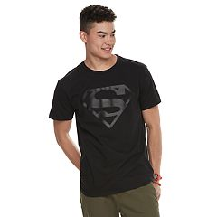 Men's Super-Man Logo Tee