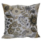 Brentwood Woodside Floral Throw Pillow