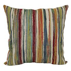 Brentwood Parallel Stripe Throw Pillow