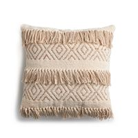 Brentwood Lurex Chevron Throw Pillow