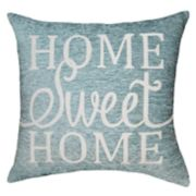 Spencer Home Decor ''Home Sweet Home'' Throw Pillow