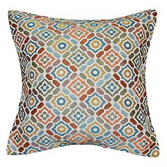 Spencer Home Decor Ritz Geometric Throw Pillow