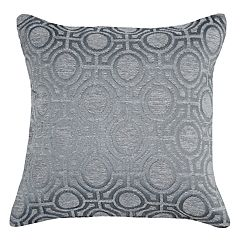 Spencer Home Decor Duncan Chenille Reversible Throw Pillow
