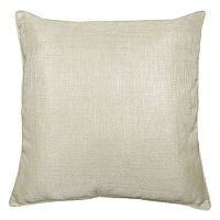 Spencer Home Decor Metallic Oversized Throw Pillow