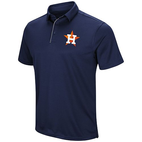 Men's Under Armour Houston Astros Tech Polo Shirt