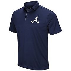 Men's Under Armour Atlanta Braves Tech Polo Shirt