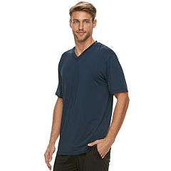 Men's Jockey Sueded Jersey V-Neck Sleep Shirt