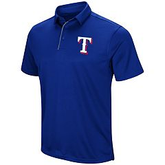 Men's Under Armour Texas Rangers Tech Polo Shirt