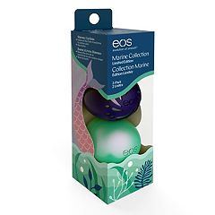 eos Marine Collection 2 pc Lip Balm Set