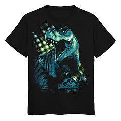 Boys 8-20 Jurassic World Tee