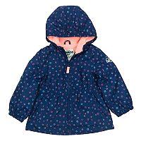Toddler Girl Carter's Fleece-Lined Midweight Jacket