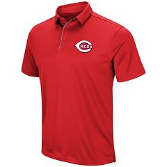 Men's Under Armour Cincinnati Reds Tech Polo Shirt