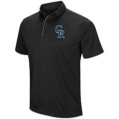 Men's Under Armour Colorado Rockies Tech Polo Shirt