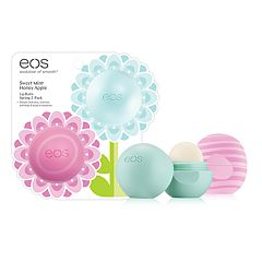 eos 2 pc Floral Lip Balm Set