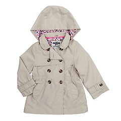 Toddler Girl OshKosh B'gosh® Midweight Trench Coat