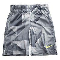 Toddler Boy Nike Patterned Dry Legacy Shorts