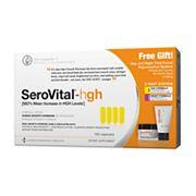 SeroVital-hgh Dietary Supplement with Bonus Day & Night Facial Rejuvenation System