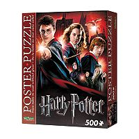Wrebbit Hogwarts School 500-pc. Poster Puzzle