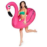 BigMouth Inc. Pink Flamingo Pool Float